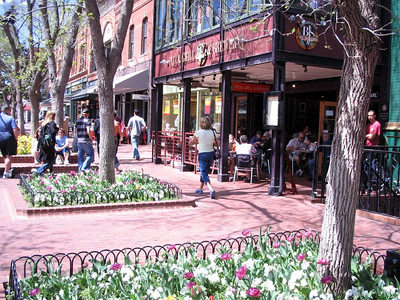 Pearl Street Mall - Attractions/Entertainment, Shopping - 800 - 2100 Pearl Street, Boulder, CO, United States