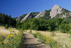 Chautauqua Park - Hiking - 900 Baseline Rd, Boulder, CO, United States