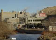Coors Brewery Tour - Beer - 13th Street & Ford Street, Golden, Colorado, United States
