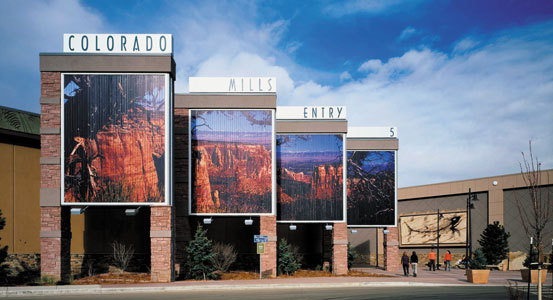 Colorado Mills Mall - Attractions/Entertainment, Shopping - 14500 W Colfax Ave, Lakewood, CO, United States