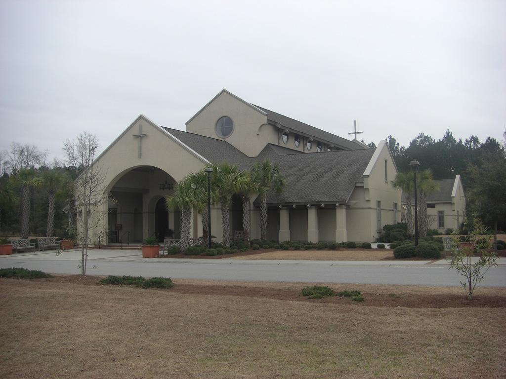 Saint Gregory The Great Catholic Church - Ceremony Sites - 333 Fording Island Rd, Bluffton, SC, 29909