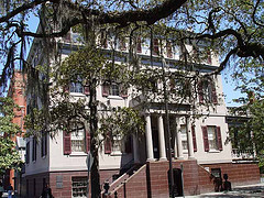Juliette Gordon Low Birthplace - Attractions - 10 E Oglethorpe Ave, Savannah, GA, United States