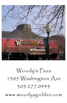 Woody's Woodfired Pizza - Restaurants - 1305 Washington Ave, Golden, CO, United States