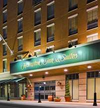 Hampton Inn & Suites Little Rock Downtown - Hotels/Accommodations - 320 S Commerce St, Little Rock, AR, United States