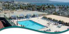 Crowne Plaza Hotel Redondo Beach and Marina - Hotel - 300 N. Harbor Dr., Redondo Beach, CA, United States