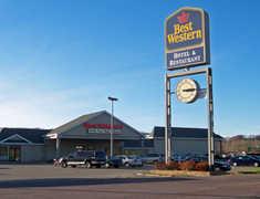 Best Western Hotel & Restaurant - Hotel - 1111 Range St, Mankato, MN, United States