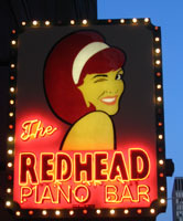The Redhead Piano Bar - Bars/Nightife, Reception Sites, After Party Sites - 16 W. Ontario Street, Chicago, IL, United States