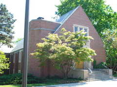 MSU Alumni Memorial Chapel - Ceremony - Chapel Drive, Michigan State University, East Lansing, MI, 48824