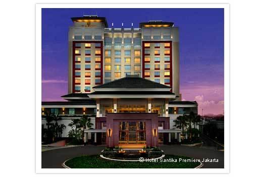 Hotel Santika - Reception Sites - Jl. Aipda K.S Tubun No. 7, Slipi, Jakarta Barat, DKI Jakarta, 11410, Indonesia