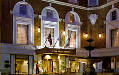 Westin Poinsett Hotel - Accomodations - 120 South Main Street, Greenville, SC, United States