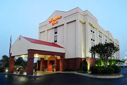The Hampton Inn Woodruff Rd. - Hotels/Accommodations - 15 Park Woodruff Dr, Greenville, SC, 29607