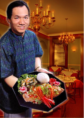 Beauregard's Thai Room - Restaurants - 103 E Cary St, Richmond, VA, United States