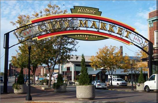 River Market - Attractions/Entertainment, Shopping - River Market, Kansas City, MO, Kansas City, MO, US
