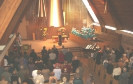 Highlands United Church - Ceremony Sites - 3255 Edgemont Boulevard, North Vancouver, BC, Canada