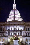 State Capitol Building - Attraction - Capital City Blvd, Lansing, MI, 48906