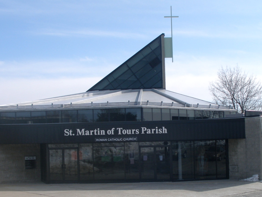 St Martin Of Tours Parish - Ceremony Sites - 1290 McBride Ave, Mississauga, ON, L5C
