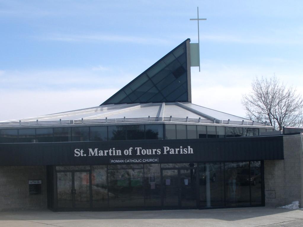 St Martin Of Tours Parish - Ceremony Sites - 1290 McBride Ave, Mississauga, ON, L5C