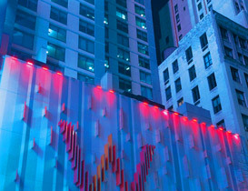The W Hotel Bar - Hotels/Accommodations, Bars/Nightife - 1567 Broadway, New York, NY, 10036