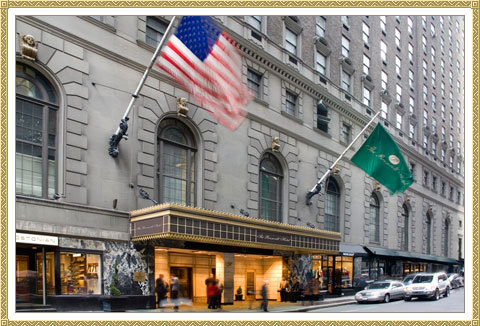 Roosevelt Hotel - Hotels/Accommodations, Reception Sites, Attractions/Entertainment - 45 E 45th St, New York, NY, 10017