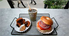 Zucker's Bagels & Smoked Fish - Breakfast - 146 Chambers St, New York, NY, United States