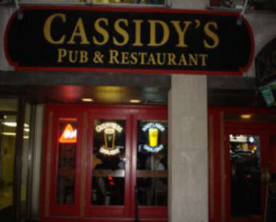 Cassidys Pub - After Party Sites - 65 W 55th St, New York, NY, United States