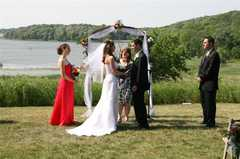 Laura and Anthony's Wedding in Deephaven, MN, USA