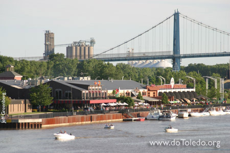 Docks At International Park - Restaurants, Ceremony Sites - 22 Main St, Toledo, OH, 43605