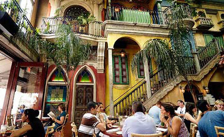 Suggested Dining & Bar - Cuba Libre - Restaurants, Brunch/Lunch, Bars/Nightife, Reception Sites - 10 S 2nd St, Philadelphia, PA, 19106