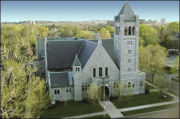 Third Presbyterian Church - Ceremony Sites - 4 Meigs St, Rochester, NY, 14607