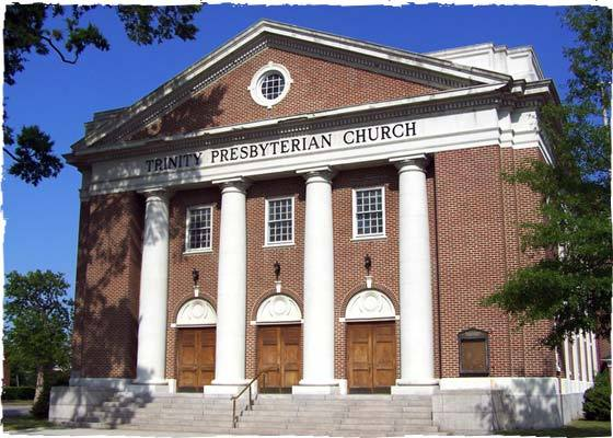 Trinity Presbyterian Church - Ceremony Sites - 1600 Colonial Ave, Norfolk, VA, 23517