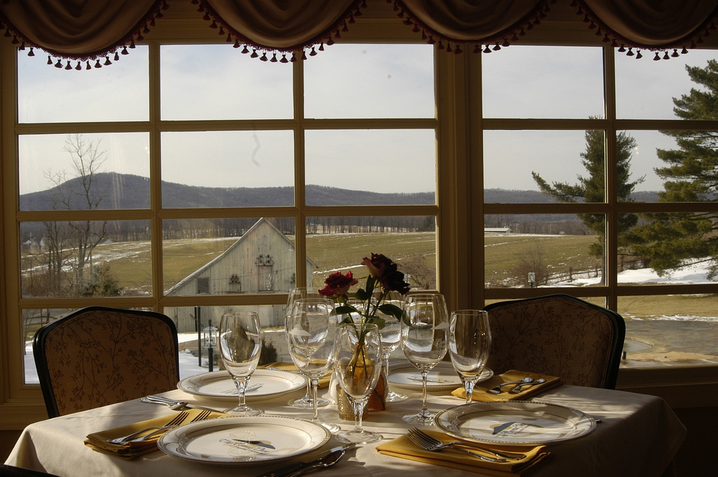 Comus Inn At Sugarloaf Mountain - Restaurants, Ceremony Sites, Reception Sites - 23900 Old Hundred Road, Dickerson, MD, United States