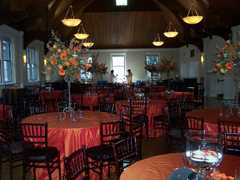 St. Peter's Parish Hall - Reception -