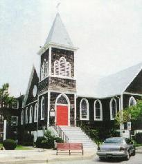 St. Paul's By The Sea - Ceremony Sites - 302 N Baltimore Ave, Ocean City, MD, 21842