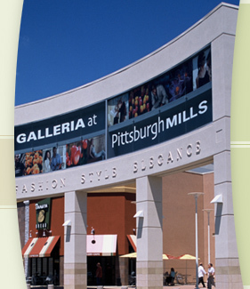 Pittsburgh Mills Mall - Attractions/Entertainment, Restaurants, Shopping - Pittsburgh Mills Cir, Tarentum, PA, US