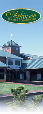 Atkinson Resort & Country Club - Hotels/Accommodations, Reception Sites - 85 Country Club Dr, NH, 03811