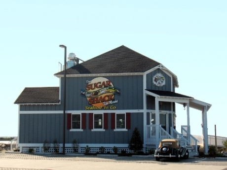 Sugar Shack Seafood Market - Restaurants, Shopping - 7340 S Virginia Dare Trl, Nags Head, NC, United States