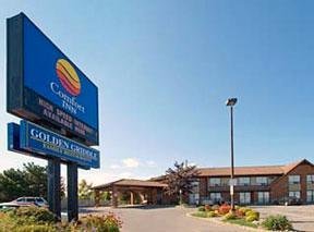 Comfort Inn - Hotels/Accommodations - 2 Dunlop Dr, St Catharines, ON, L2R
