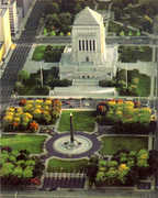 Indiana War Memorial - Other Area Attractions Worth Checking Out - 431 N Meridian St, Indianapolis, IN, United States