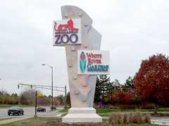 Indianapolis Zoo - Other Area Attractions Worth Checking Out - 1200 W Washington St, Indianapolis, IN, 46222, US