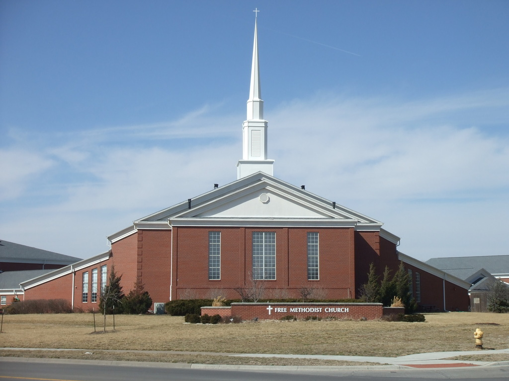 Lawrence Free Methodist Church - Ceremony Sites, Reception Sites - 3001 Lawrence Ave, Lawrence, KS, 66047