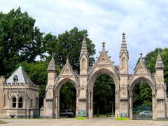 Crown Hill Cemetery - Parks - 330 W 32nd St, Indianapolis, IN, United States