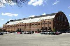Hinkle Fieldhouse - Other Area Attractions Worth Checking Out - 510 W 49th St, Indianapolis, IN, United States