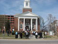 First Unitarian Church - Ceremony - 3114 Harney , Omaha, NE, 68131