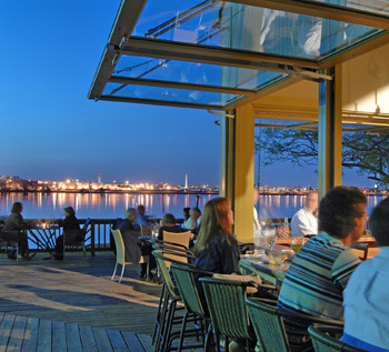 Indigo Landing Restaurant - Restaurants, Rehearsal Lunch/Dinner, Reception Sites - 1 Marina Dr,Alexandria, VA 22314
