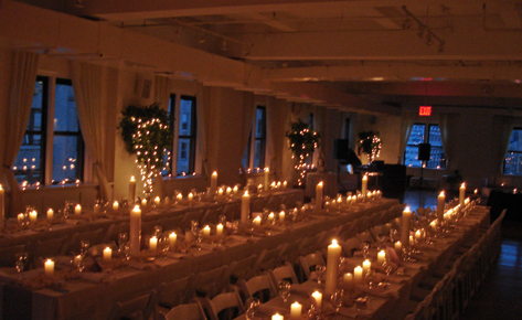 Midtown Loft &amp; Terrace - Ceremony Sites, Reception Sites - 267 5th Ave, New York, NY, 10016