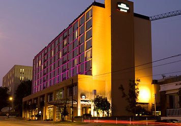 Courtyard Marriott Downtown At Usc - Hotels/Accommodations - 630 Assembly Street, Columbia, SC, United States