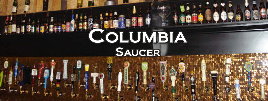 Flying Saucer - Restaurants - 931 Senate St, Columbia, SC, United States