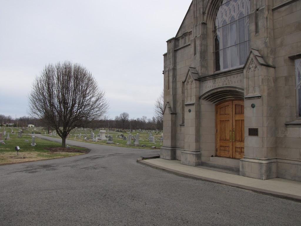 Goddard Memorial Chapel - Ceremony Sites -