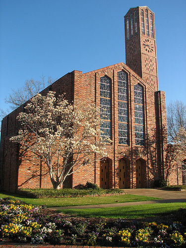 Mississippi State University: Chapel Of Memories - Ceremony Sites - Walker Road, Mississippi State University, MS, 39759