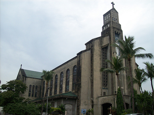 Our Lady Of Mount Carmel Shrine - Ceremony Sites - Quezon City, National Capital Region, Philippines